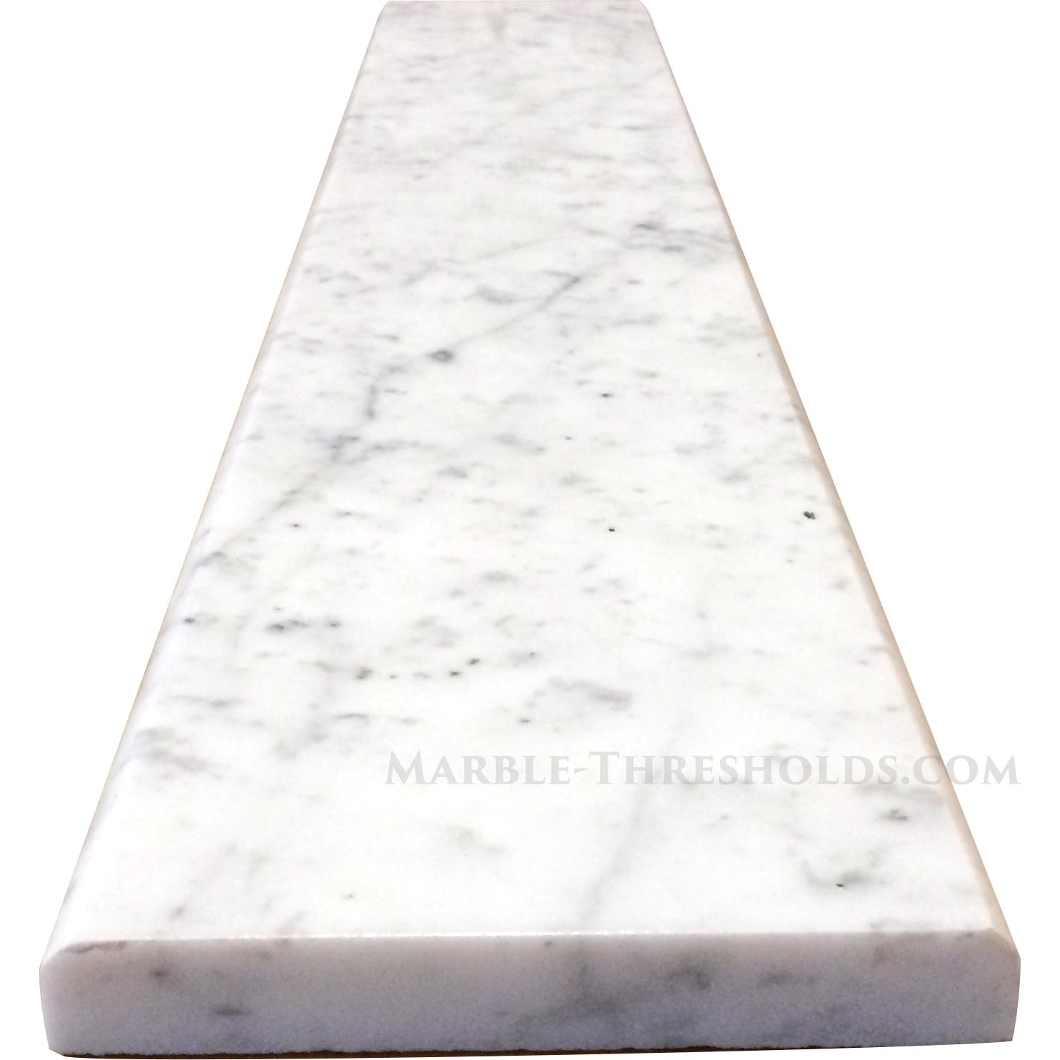 White Carrara Marble Saddles And Door Thresholds Size 36