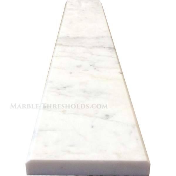Calacatta Gold Marble Saddle