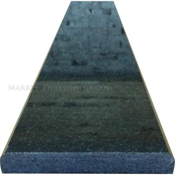 Black Absolute Granite Saddle