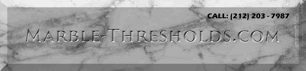 Marble-Thresholds.com Logo