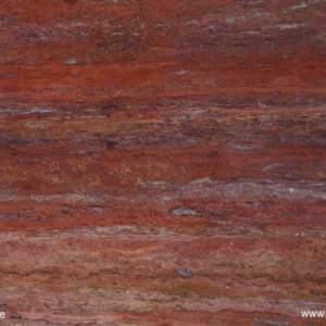 Travertine Red