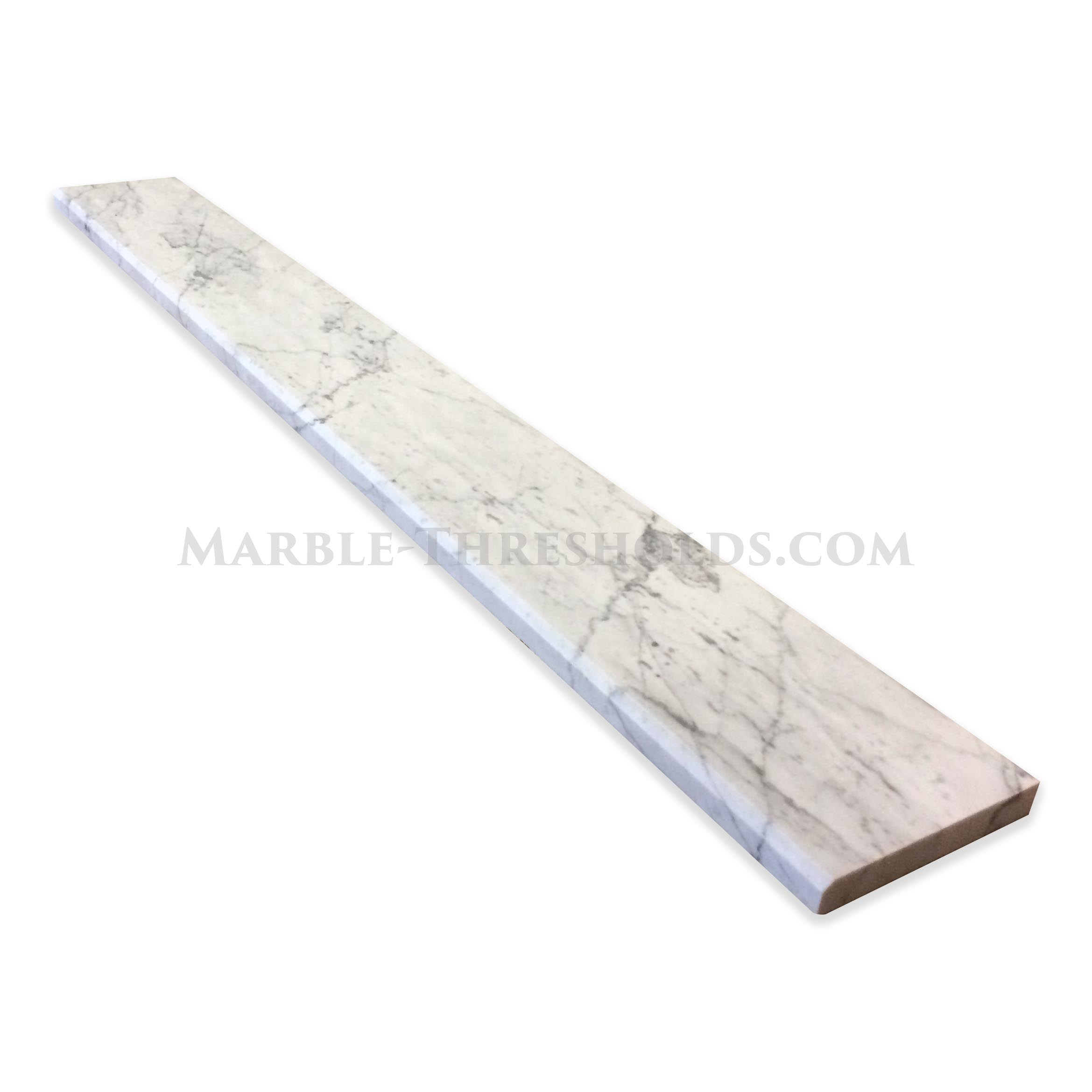 Carrara Threshold: Carrara White Marble Window Sills