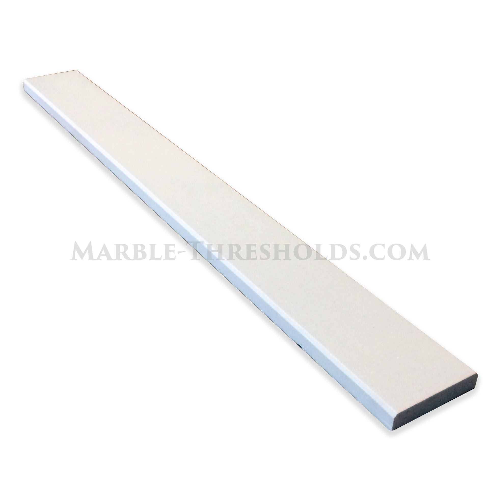 Pure White Engineered Quartz Threshold U2013 Size 36 X 4 Inches