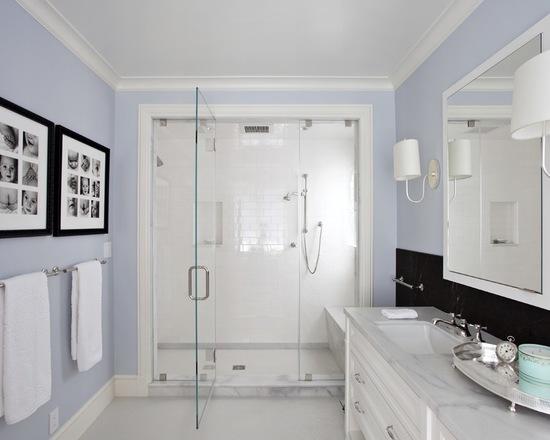 """Photo by <a href=""""https://www.houzz.com/photos/326627/Jackson-Street-traditional-bathroom-san-francisco"""">Upscale Construction, Houzz.com</a>."""