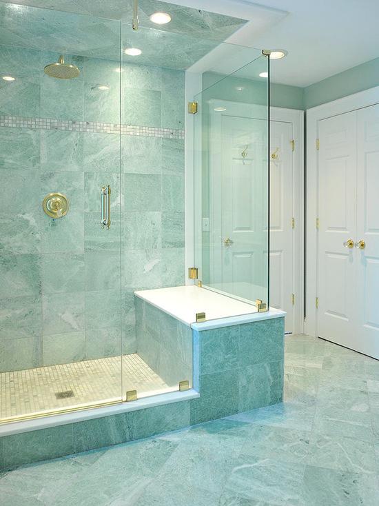 """Photo credit <a href=""""https://www.houzz.com/photos/3302396/Bathroom-Renovations-Calm-Oasis-contemporary-bathroom-providence"""" rel=""""nofollow"""">Herbert Design Build on Houzz.com</a>."""