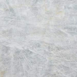 White Crystalline Glass