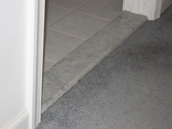 Specifics About Crema Marfil Thresholds Marble Thresholds