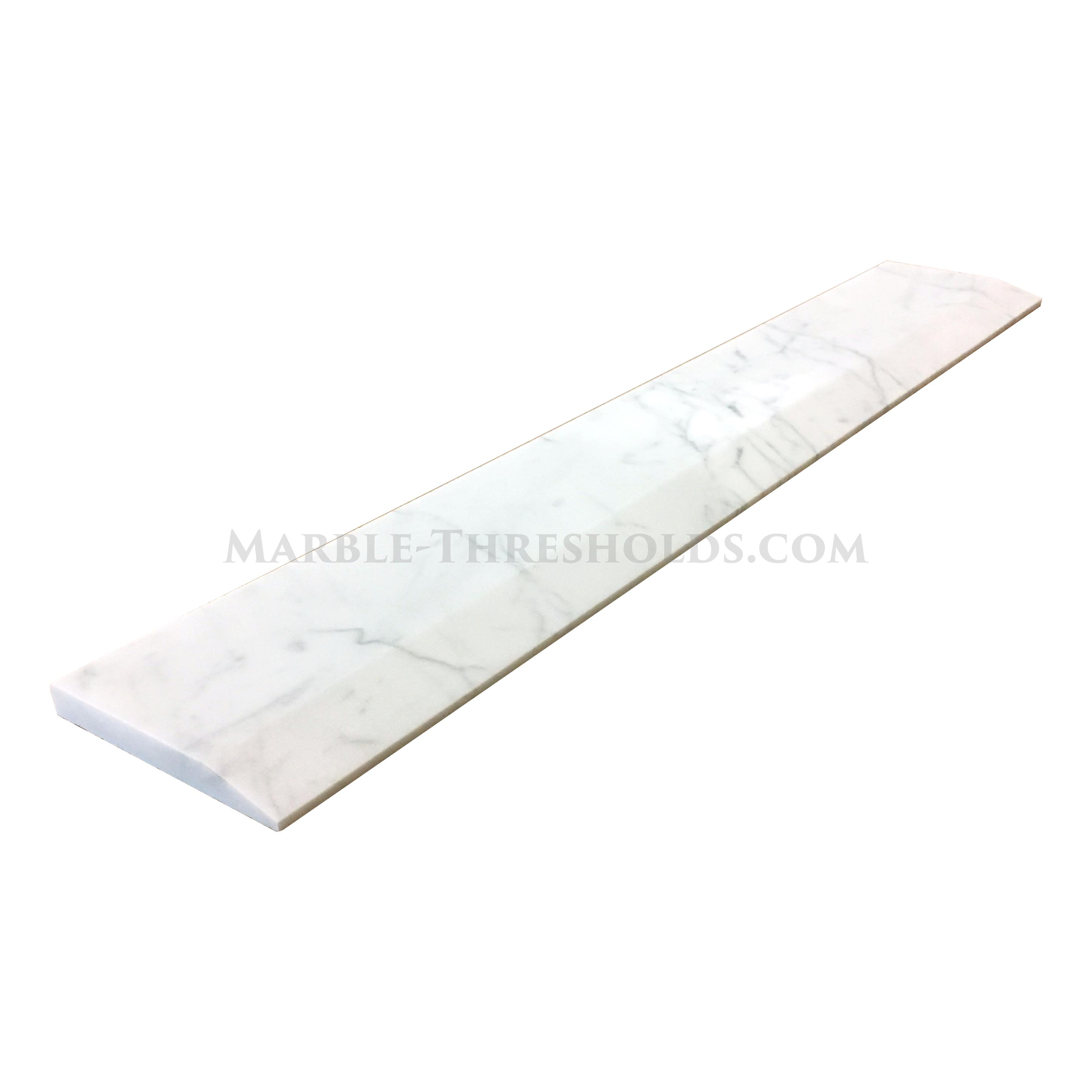 Marble Saddle For Bathroom: Marble Door Saddle & Caulking The Door Jamb By The Marble