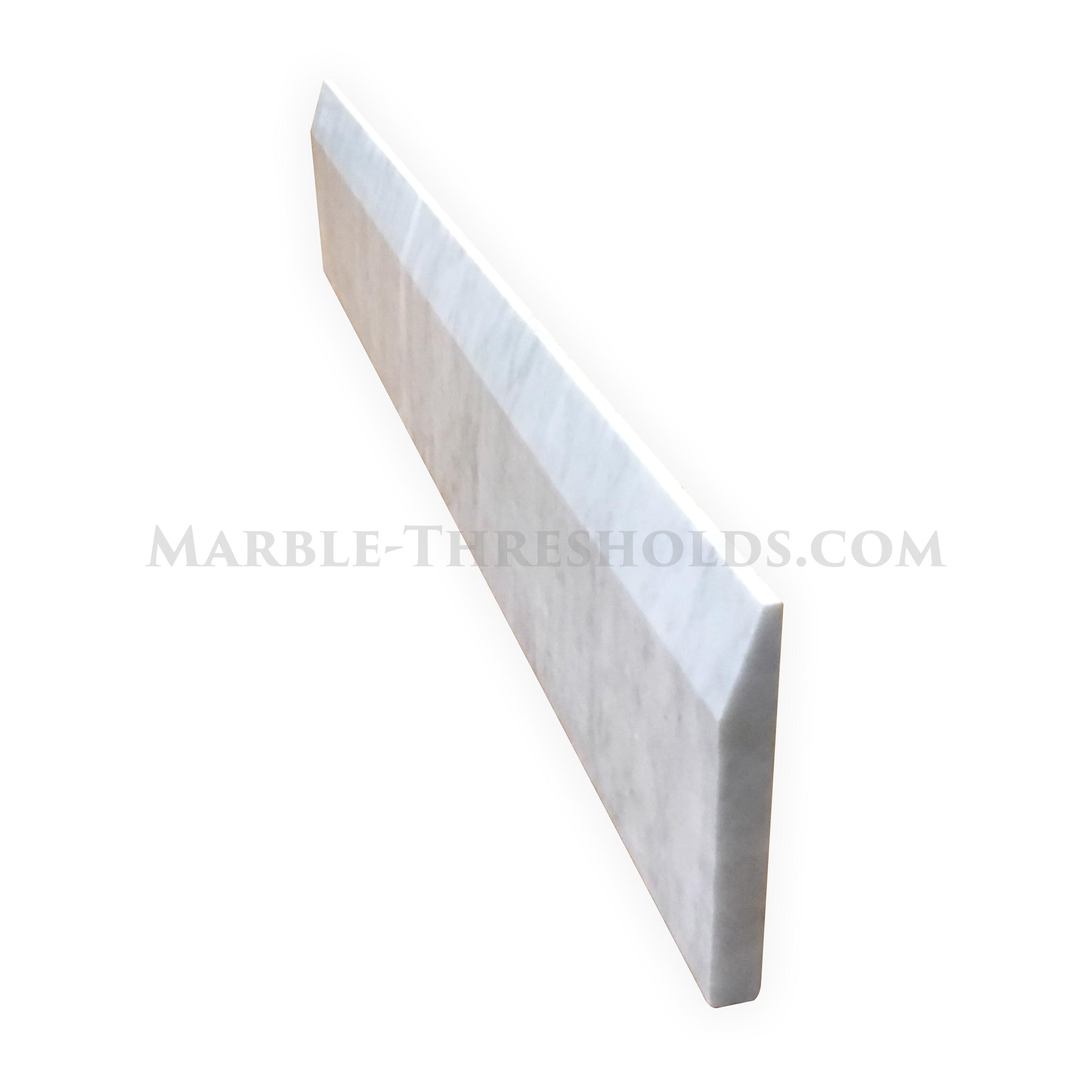 Carrara Threshold: Single Hollywood Door Threshold