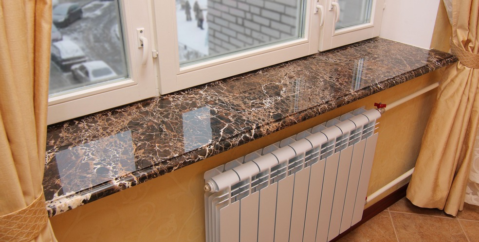 Special Marble Window Sill Supplier