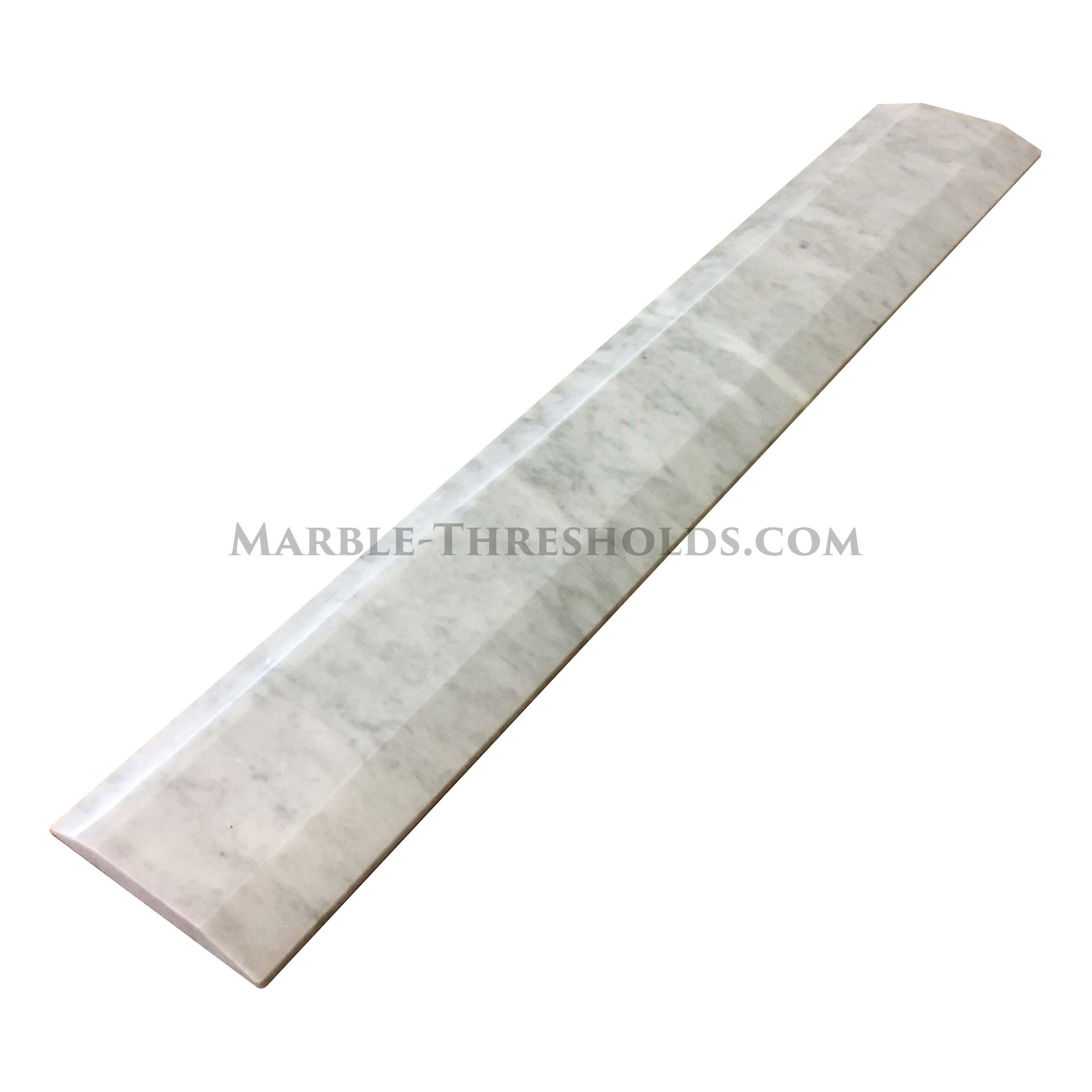 Marble Saddle For Bathroom: Marble Door Threshold & Shower Threshold Shower Door